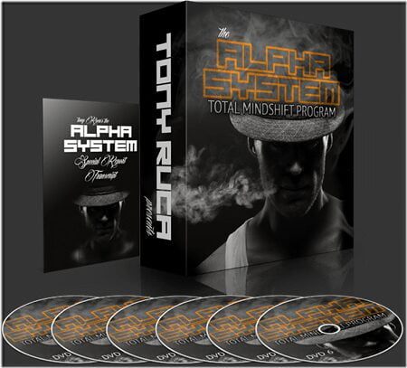 Tony Ruca - The Alpha System
