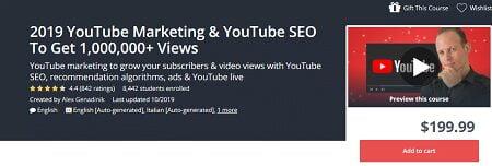 YouTube Marketing & YouTube SEO To Get 1,000,000 - Views 2019