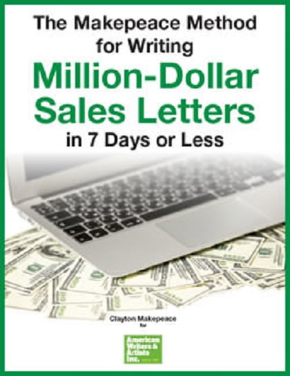 Clayton Makepeace - The Makepeace Method for Writing Million Dollar Sales