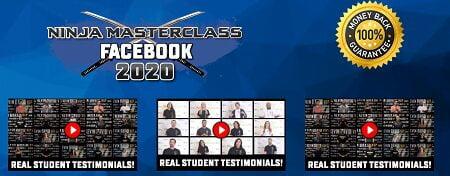 Kevin David : Facebook Ads Ninja Masterclass (2020)