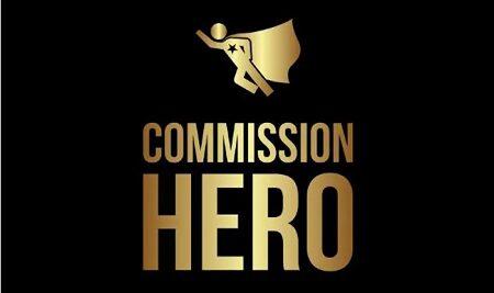 Commission Hero (2020) - Robby Blanchard